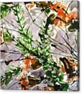 Divine Blooms Canvas Print