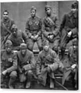 369th Infantry Regiment Canvas Print