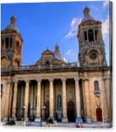 Valletta, Malta Canvas Print