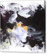 Abstract Expressionsim Art Canvas Print