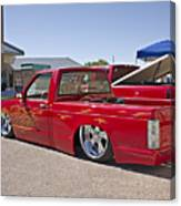 1982 Chevy S10_1a Canvas Print