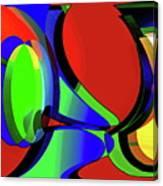 3d-curiosity Of Science Canvas Print