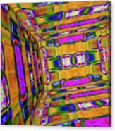 3d Unlimited Spectrum  Canvas Print