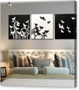 3d Wall Decor Painting Y1921a Canvas Print