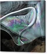 3.ice Prismatic 2, Slaley Quarry Canvas Print