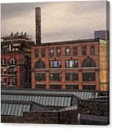 3rd Ward Condos Canvas Print
