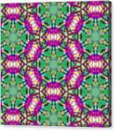 Arabesque 090 Canvas Print