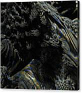 Abstract Fractal Landscape Canvas Print