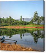 Adam's Peak - Sri Lanka Canvas Print