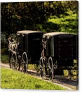 Amish Country Canvas Print