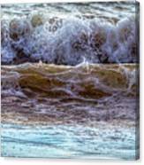 Atlantic Waves Canvas Print