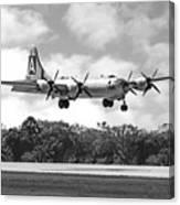Boeing B29 Superfortress Canvas Print