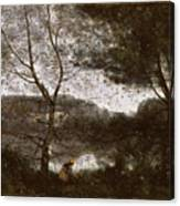 Camille Corot Canvas Print
