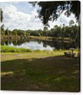 Cassadaga Spiritualist Camp In Florida Canvas Print