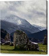 Castlerigg Stone Circle Canvas Print