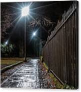 Chester After Dark Series Canvas Print