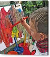 Children Series Canvas Print