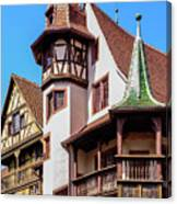 Colmar - France Canvas Print