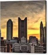 Columbus, Ohio Canvas Print