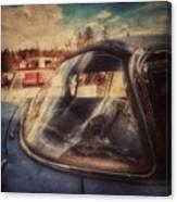 Derelict Transport Canvas Print