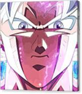 Dragon Ball Super Canvas Print