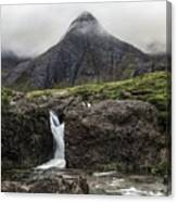 Fairy Pools - Isle Of Skye Canvas Print