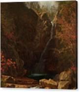 Glen Ellis Falls Canvas Print