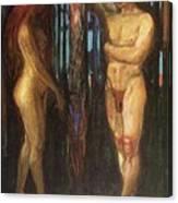 img693 Edvard Munch Canvas Print