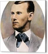Jesse James, 1847-1882 Canvas Print