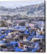 Jodhpur - India Canvas Print