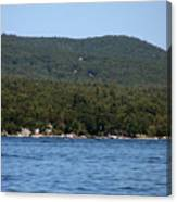 Lake George New York Canvas Print