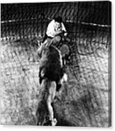 Lion Tamer, 1930s Canvas Print