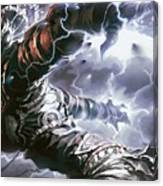 Magic The Gathering Canvas Print
