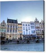 Mechelen Belgium Canvas Print