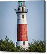 Middle Island Lighthouse Canvas Print