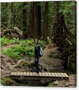 Montgomery Woods State Natural Reserve Canvas Print