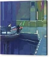 Movies Star Wars Art Canvas Print