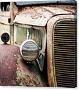 Old Farm Ford - Pov 1 Canvas Print