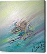 Original Abstract Masterpiece Canvas Print