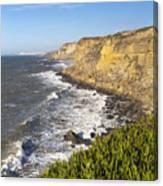 Portuguese Coast Canvas Print