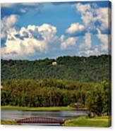 Ross Bridge Golf Course - Hoover Alabama Canvas Print