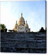 Sacre Coeur Canvas Print