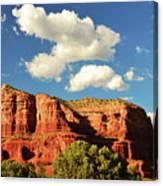Sedona Red Rocks Canvas Print