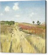 Shinnecock Hills Canvas Print