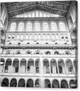 Smithsonian National Building Mus Canvas Print