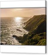 The Pembrokeshire Coast Canvas Print