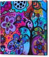 Tree Of Hope Canvas Print