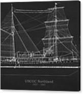 U.s. Coast Guard Cutter Northland Canvas Print