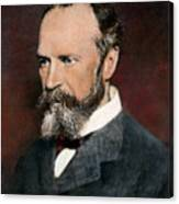 William James, 1842-1910 Canvas Print