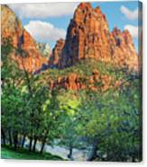 Zion National Park Canvas Print